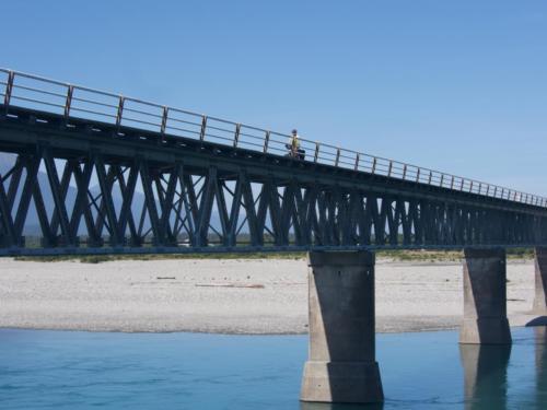 most haast rzeka