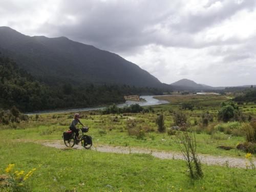 wilderness trail nz teletubisie