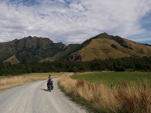 szutry w górach nowa zelandia