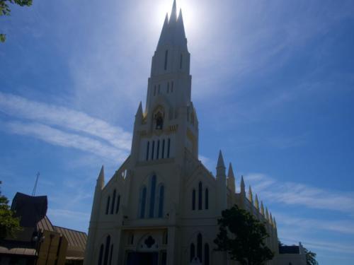 kościół peterston north