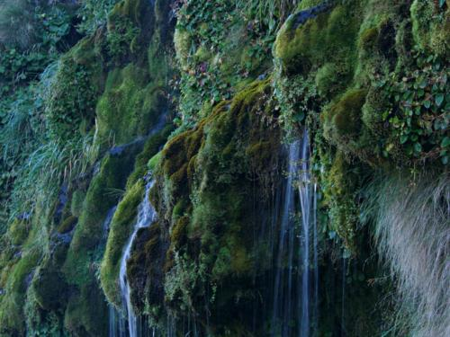 Taranaki wodospad woda klimat
