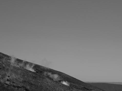 opary siarka wulkan